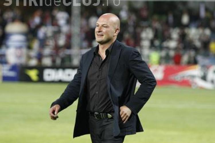 "Paszkany: ""Eu nu vreau neaparat sa vindem jucatori, ci sa batem Roma si Bayern"""
