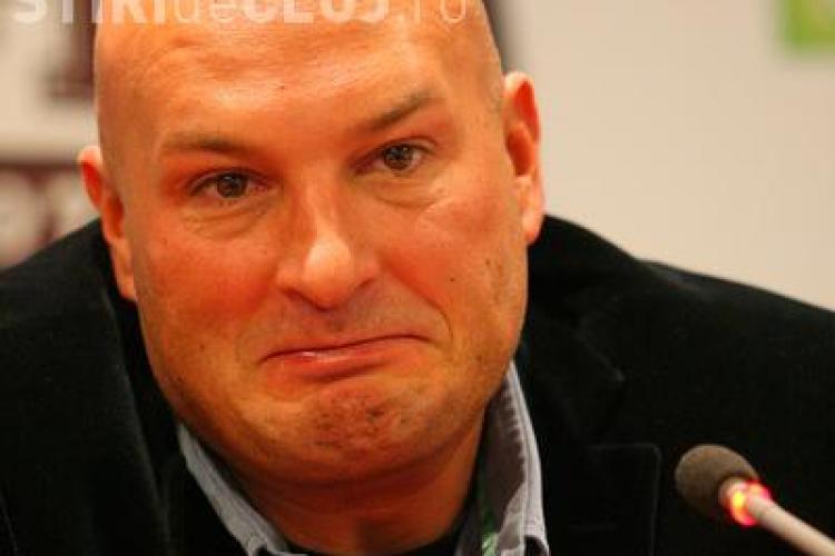 Paszkany despre meciul cu Bayern: Orice rezultat e posibil. Va asigura ca jucatorii vor alerga mai mult decat la Vaslui!