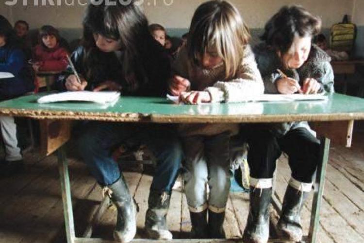 FRCCF Cluj a lansat un proiect de 9,2 milioane de lei pentru prevenirea abandonului scolar