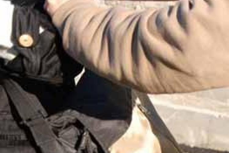 Hoață prinsă de un clujean, în Mărăști, după ce i-a furat banii unui bătrân. A urmărit-o și a pus-o la pământ
