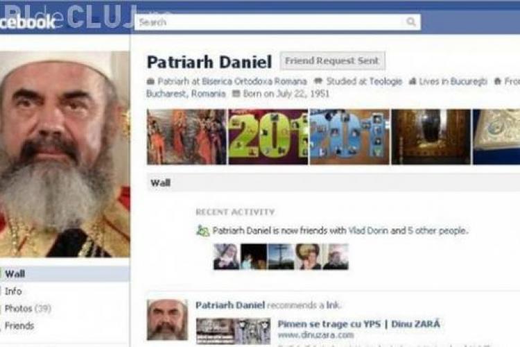 Patriarhul Daniel îi îndeamnă pe preoți să își facă pagini de Facebook