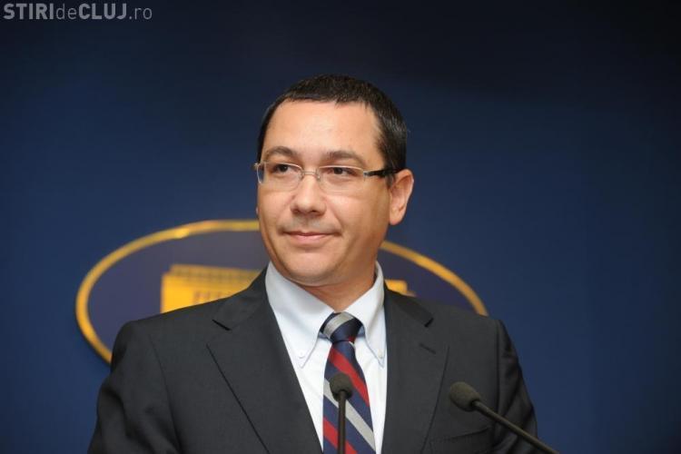 Victor Ponta şi-a postat pe Facebook fişa medicală, pentru a demonstra că e bolnav - FOTO