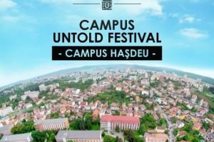 Participanții la UNTOLD Festival pot să își închirieze paturi în campusurile Hașdeu și Observator. Cât costă un loc