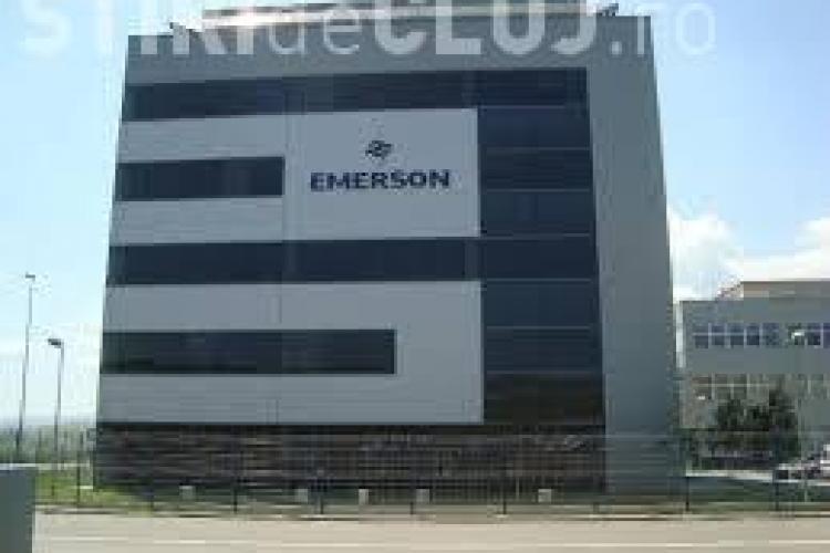 Emerson face noi DISPONIBILIZĂRI la Cluj - Surse