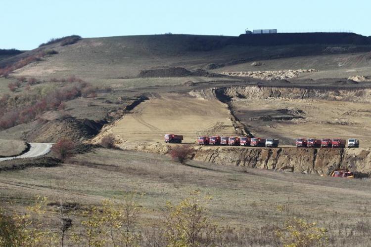Ce condiții au transmis CJ Cluj constructorii gropii de gunoi ecologice pentru a relua lucrările. Trebuie să plătească 7 milioane lei