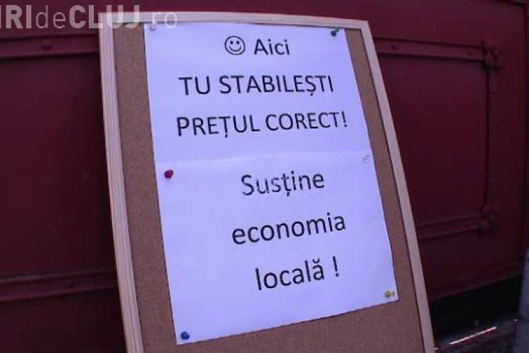 Un fermier român și-a lăsat în poartă marfa să se vândă singură. Ce a descoperit