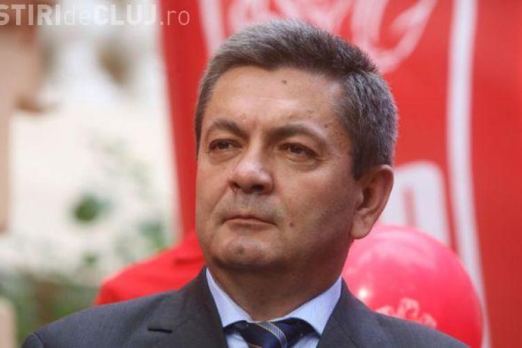 PSD Cluj a REACȚIONAT după demisia lui Ioan Rus