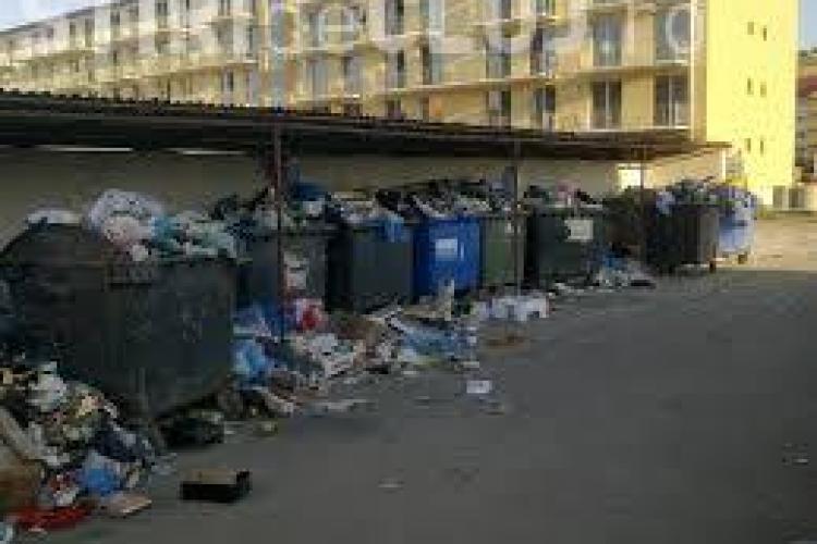 În Florești - Gilău, taxa pe gunoiul menajer s-ar putea DUBLA