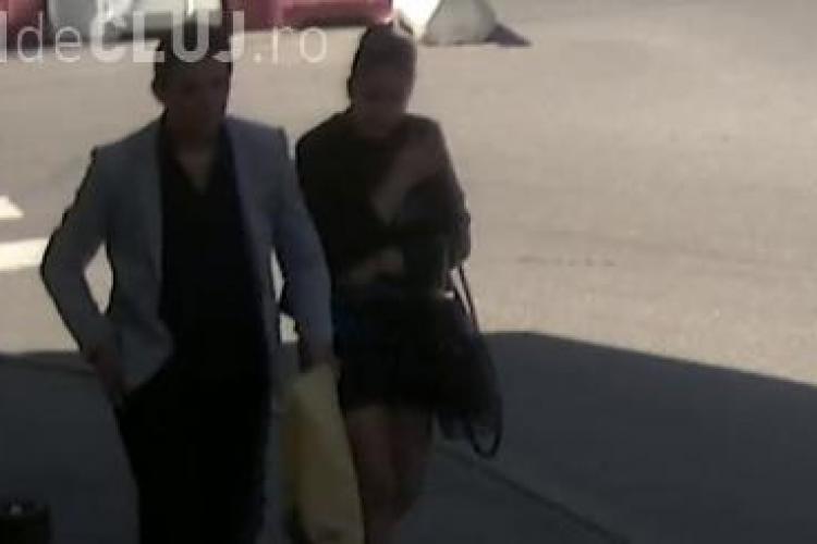 Cum a rămas un bătrânel din Dej fără borseta plină cu bani. Un cuplu a luat-o fără pic de jenă VIDEO