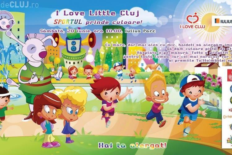 Copiii sunt chemați la Iulius Mall, în parc. Începe vacanța și începe distracția (P)