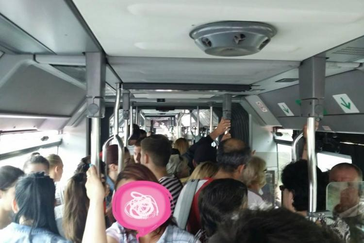 Ce le spune Liviu Neag, șeful CTP, floreștenilor care se plâng de aglomerația din autobuze