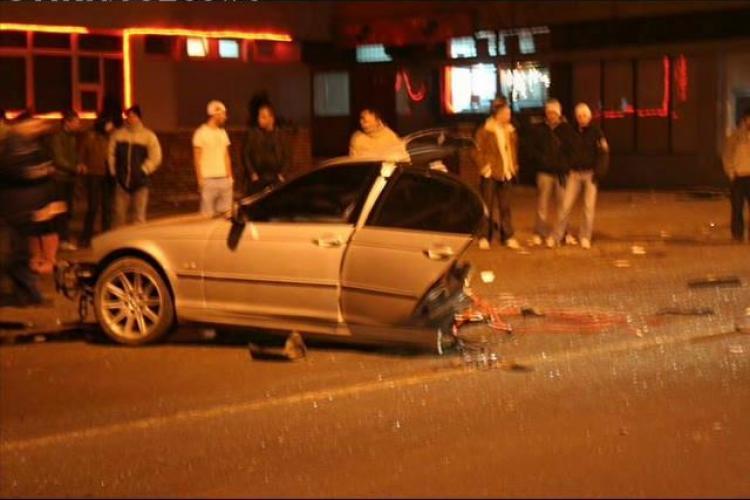 Dafi, motociclistul mort la Iclod, a rupt în 2008 un BMW în 2. A scăpat fără răni - FOTO