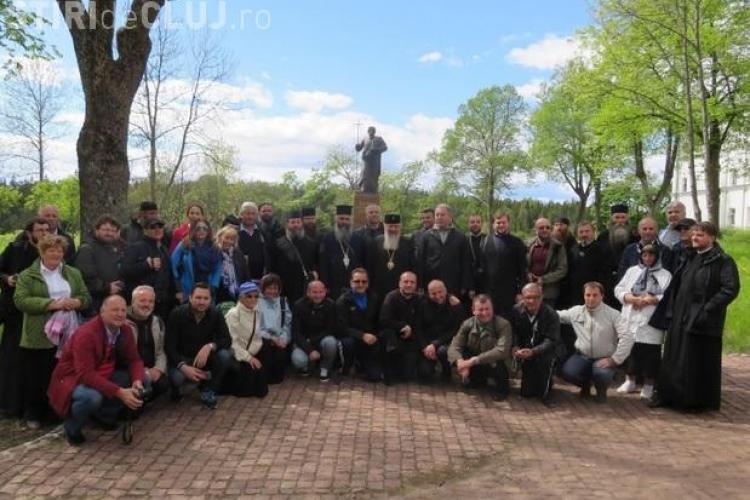 Mitropolitul Clujului, ÎPS Andrei, și-a făcut concediul în Rusia cu politicieni PSD - FOTO