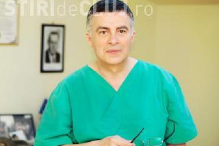 Chirurgul Șerban Rădulescu e traseistul perfect. Și-a dat demisia de la PC, iar acum intră în alt partid