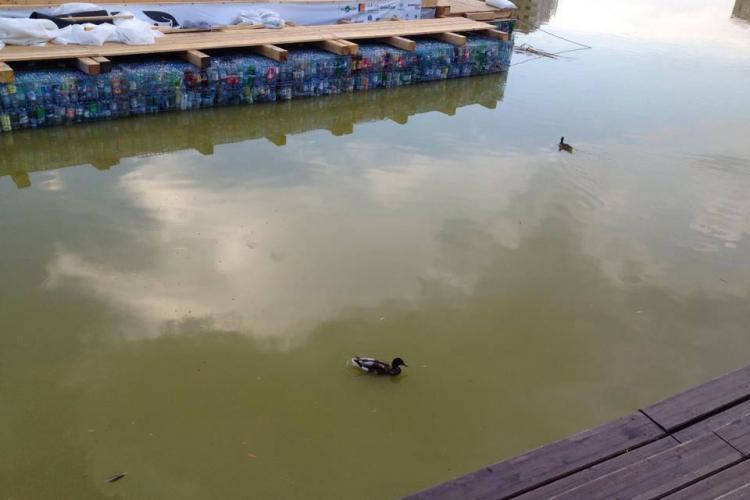 Cum s-ar putea schimba apa din lacul Gheorgheni. Cât e de COMPLICAT