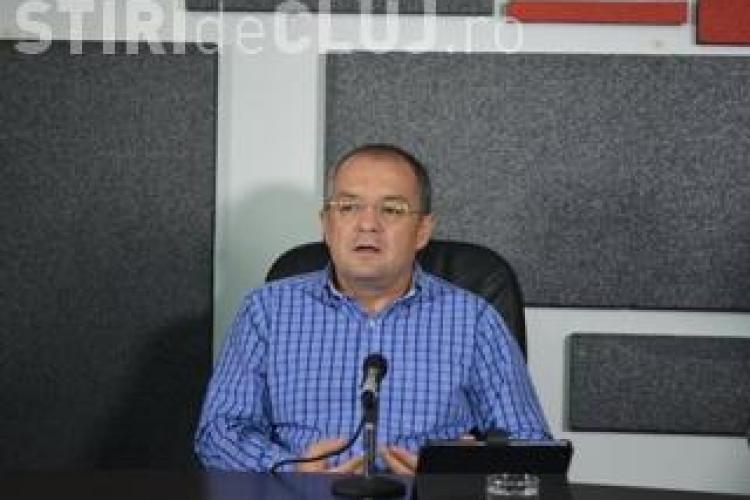Emil Boc a fost INVITAT la emisiunea Știri de Cluj LIVE. A vorbit despre parkinguri și asfaltarea centrului