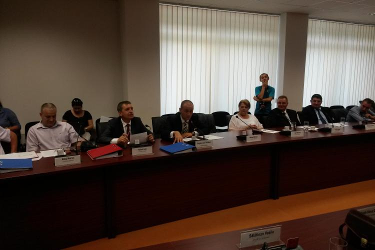 """PSD Cluj despre alegerea lui Mihai Seplecan președinte al CJ Cluj: E """"MIERCUREA NEAGRĂ"""""""