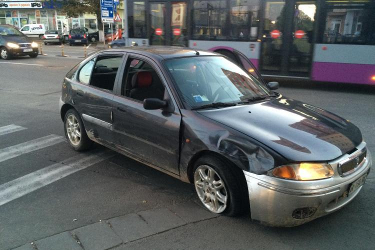 Trei infractori periculoși din Cluj, toți țigani, au pus pe jar Poliția! Cursă NEBUNĂ cu mașina prin tot Clujul