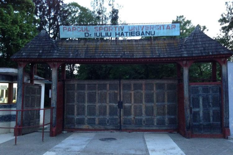 Un consilier local cere UBB Cluj să elimine taxa de intrare în Parcul Babeș