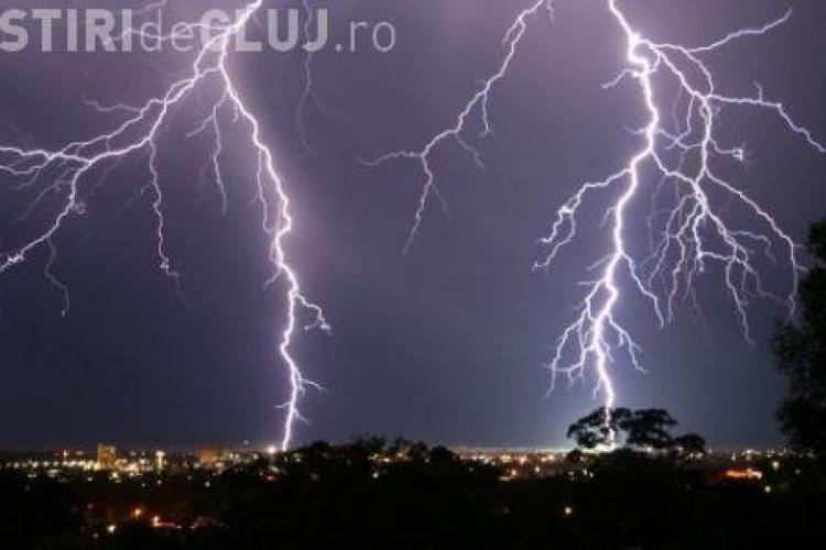 Cât timp va mai ploua la Cluj? Ce spun meteorologii
