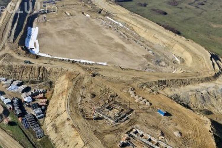 BOMBĂ! Rosal Cluj vrea să cedeze un teren de 33 de HECTARE pentru o nouă rampă, dar nimeni nu îl VREA