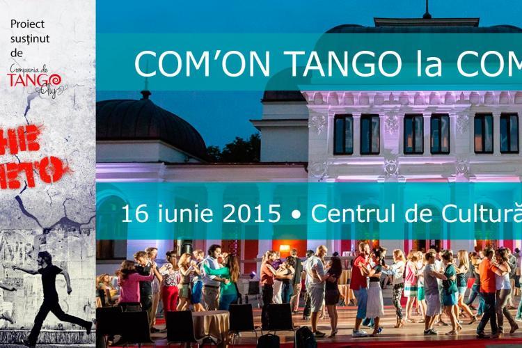 Concert de tango – EL Cachivache Quinteto & Milonga la Cluj