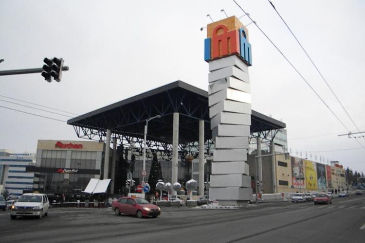 Sensul giratoriu de la Iulius Mall Cluj nu va fi amenajat de Primăria Cluj-Napoca