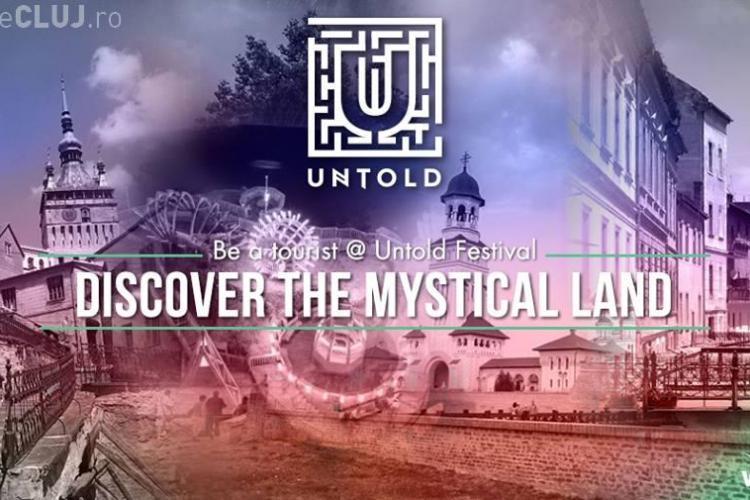 UNTOLD Festival se ține de cuvânt! Va fi mai mult decât un festival și promovează turismul din Transilvania