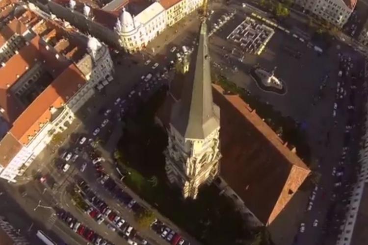 """Restricţii de circulaţie în centrul Clujului pentru spectacolul """"Carmen"""""""