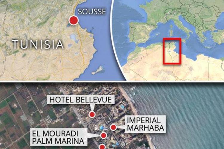 MAE a lansat un avertisment după atentatul terorist din Tunisia