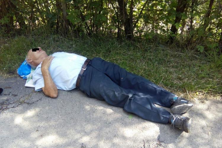 Un clujean a stat o oră cu piciorul rupt pe strada Taberei: Am sunat de 4 ori la Ambulanță