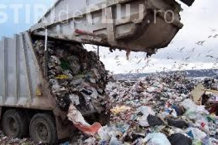 Consiliul Județean Cluj vrea să cumpere de la comuna Feleacu terenul pentru noua rampă de gunoi