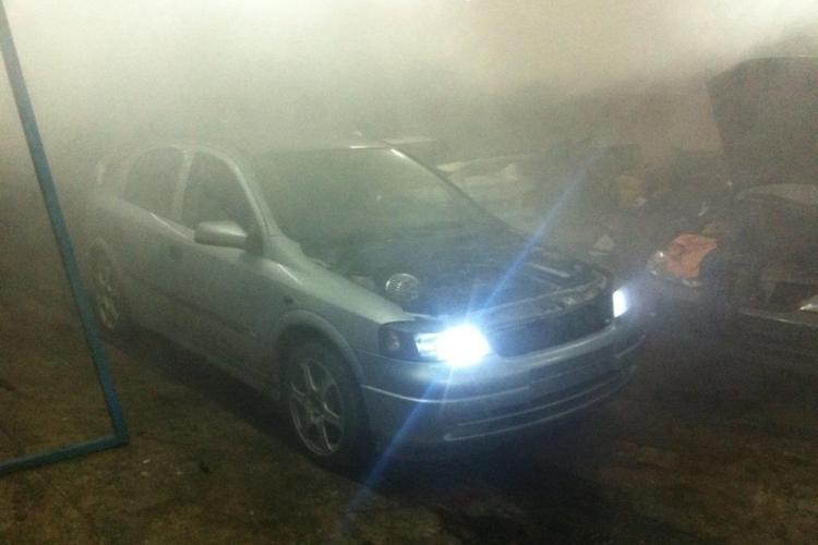 I-au FURAT Opelul din Florești. Totul era o farsă de ziua sa UPDATE