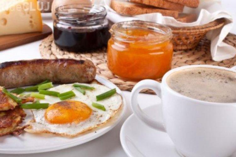 Alimente periculoase la micul dejun