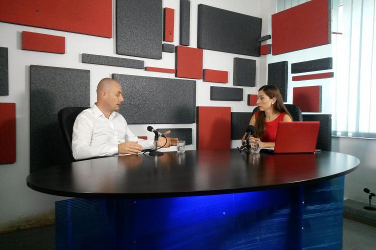 Mihai Seplecan a vorbit la Știri de Cluj LIVE despre problemele județului. A spus de MAFIE