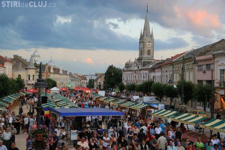 PROGRAM Zilele municipiului Turda! CONCERTE surpriză