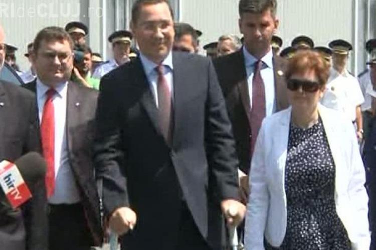Ponta a inaugurat 10 km din autostrada Nădlac-Arad. Ardealul se unește cu Ungaria printr-o autostradă