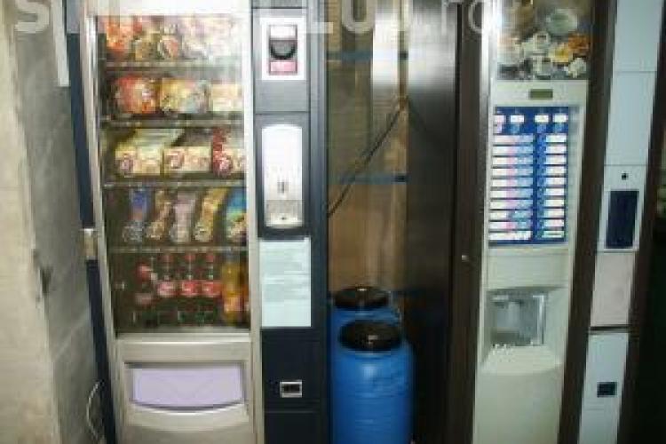 Ce să îți cumperi de la automatul de mâncare, pentru a nu te îngrășa