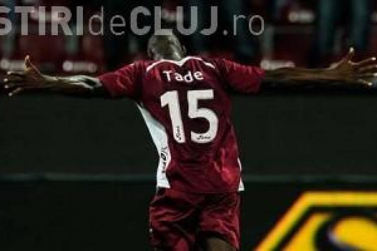 CFR Cluj l-a vândut pe Tade la Steaua București