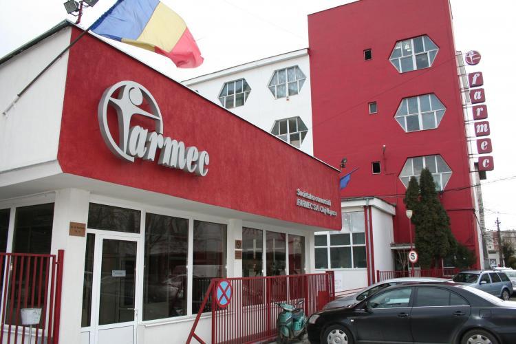 Farmec a înregistrat vânzări cu 10% mai mari în prima jumătate a anului 2015 (P)