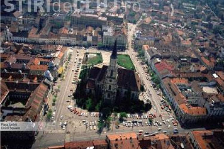 Clujul e în topul celor mai bune oraşe în care să trăieşti. A depășit Londra, Roma şi Paris