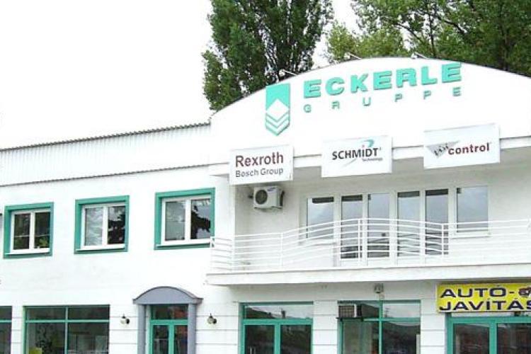 Cluj: 19 muncitori de la fabrica Eckerle Automotive s-au intoxicat cu substanțe toxice