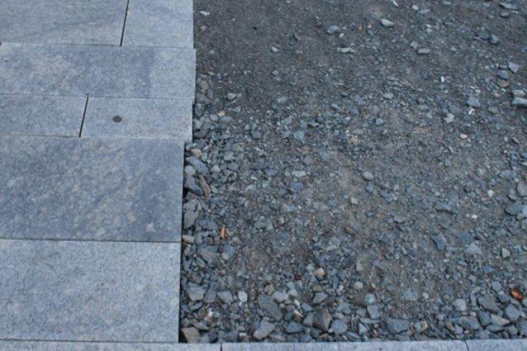 Cum s-au efectuat lucrări de mântuială pe strada Memorandumului: Păcat de banii irosiți FOTO