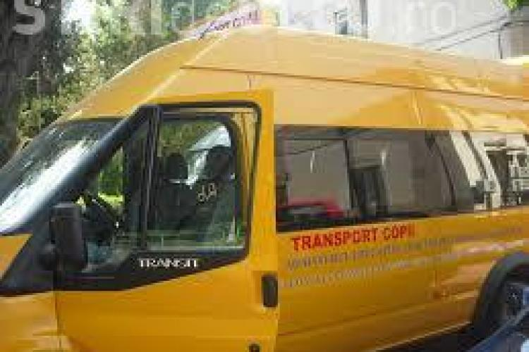 Noi microbuze pentru elevii din mediul rural clujean. Ce zone vor deservi