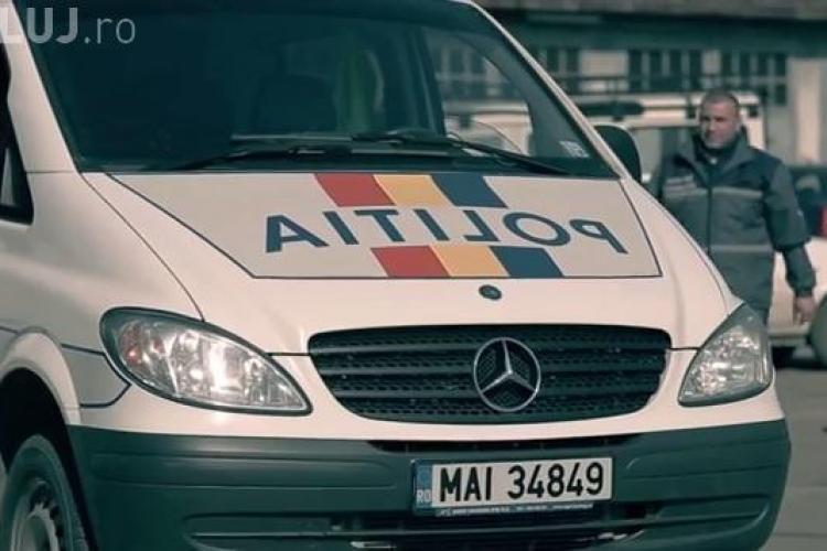 Razie de AMPLOARE a poliției la Cluj. Au amendat tot ce mișcă