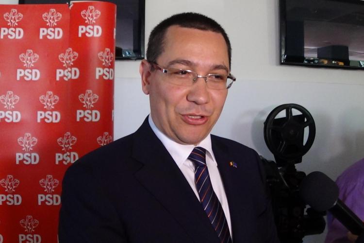 Ponta despre demisie: Dacă îmi dau demisia de la Guvern, înseamnă că dau țara celor care au distrus-o înainte