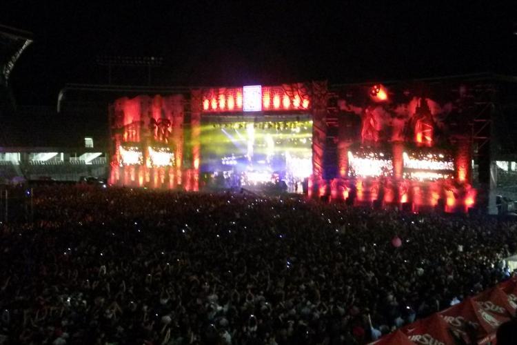 Alin Tișe a calculat veniturile de la Untold: 250.000 de bilete vândute + cheltuieli = 75 mil de euro