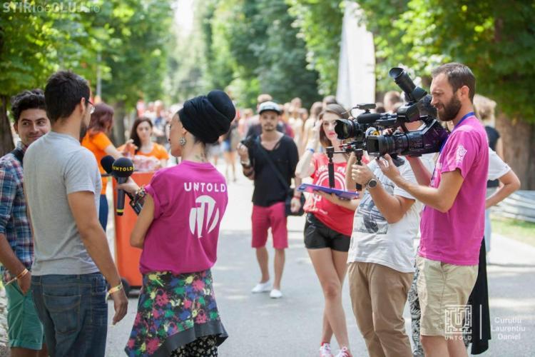 UNTOLD FESTIVAL a început cu AGLOMERAȚIE la brățări / UPDATE: Accesul se face acum RAPID