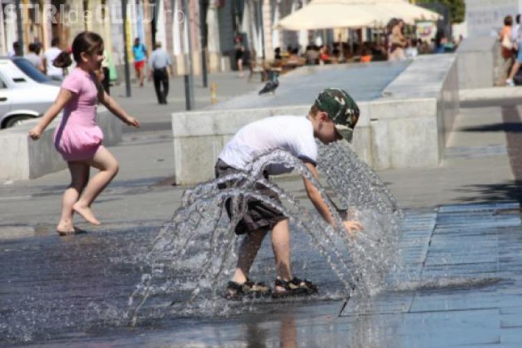Cât de cald va fi AZI la Cluj. Meteorologii au făcut ANUNȚUL