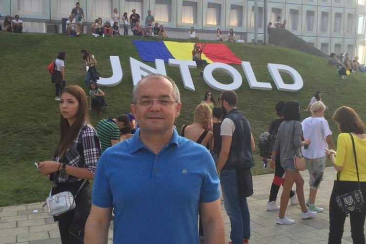 Emil Boc confirmă că Untold Festival va continua. Ce i-a spus un pensionar NEDORMIT